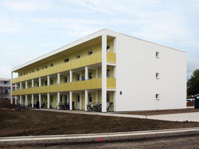 Kostengünstiger Wohnungsbau