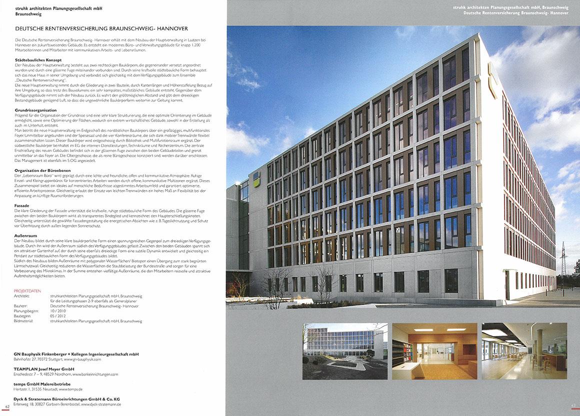 Beitrag in architektur NORD - 2015