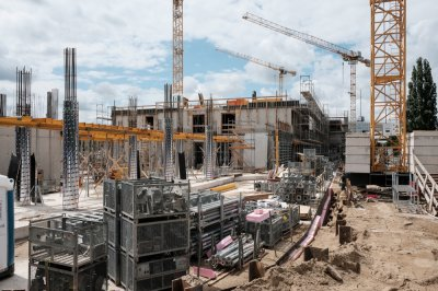 Neubau Verwaltungsgebäude öffentliche Ordnung