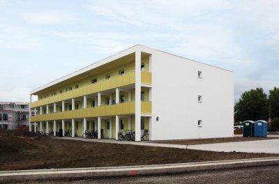 Neubau Flüchtlingsunterkunft Ronnenberg