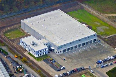 Neubau Bürogebäude mit Lagerhalle Berlin-Wildau