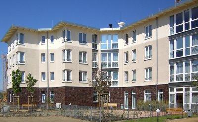 Neubau Altenpflegeheim in Hamburg-Bergedorf