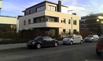 Rohbau Wohnen am Weinberg 1.-3. BA