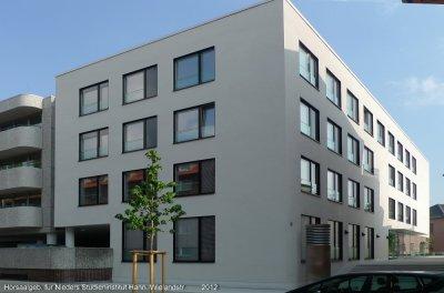 Umbau Nachbargebäude NSI Hannover