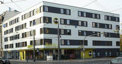 Hotelneubau B&B Dresden