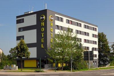 Hotelneubau B&B Regensburg