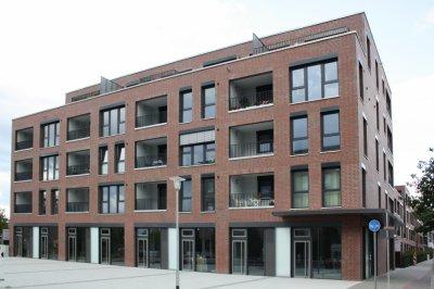 Neubau Altenwohnungen am Seelhorster Garten