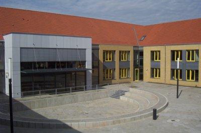 Neubau Grundschule Barleben und Sanierung Sporthalle
