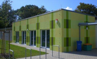Neubau Kindergarten Stormstraße