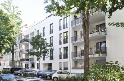 Neubau Mehrfamilienhaus in Hamburg