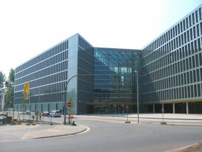Neubau VHV Hannover