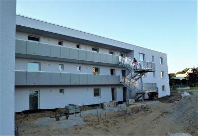 Neubau Flüchtlingsunterkunft Ahlem
