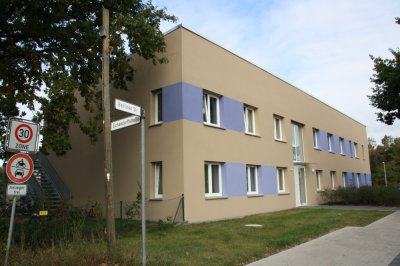 Neubau Flüchtlingsunterkunft Badenstedt