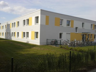 Neubau Flüchtlingsunterkunft Bothfeld