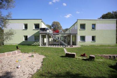 Neubau Flüchtlingsunterkunft Kleefeld