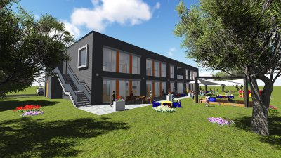 Neubau Kindertagesstätte Constantinstraße 40