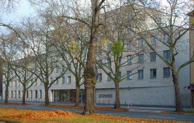 Rohbau Prizeotel Hamburger Allee 50