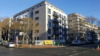 Umbau Bürogebäude zu Wohnanlage Wedekindstraße