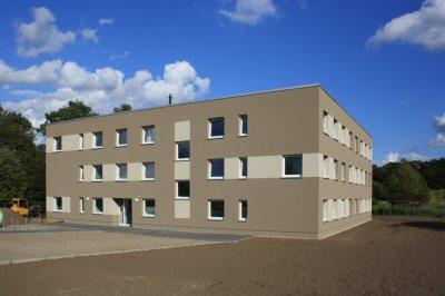 Neubau Flüchtlingsunterkunft H-Bult