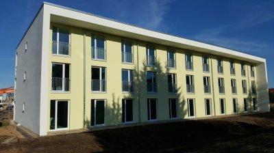 Neubau Flüchtlingsunterkunft Lehrte