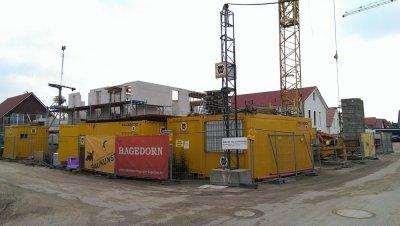 Neubau Mehrfamilienhaus in Gehrden