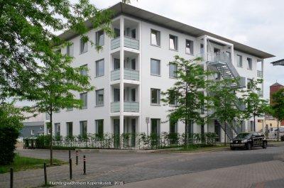 Neubau Flüchtlingswohnprojekt Kopernikusstraße