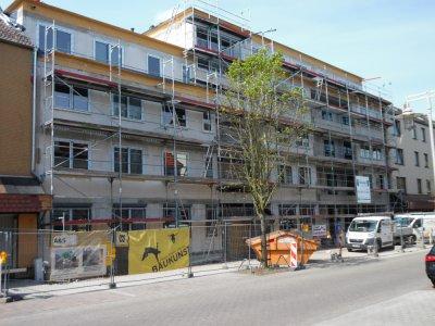 Neubau Mehrfamilienhaus Burgdorfer Straße