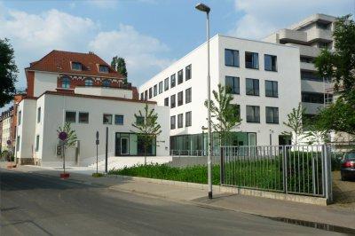 Neubau Hörsaalgebäude für NSI